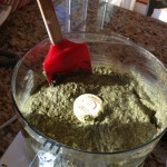 Delicious Beet Greens and Spinach Pesto Recipe