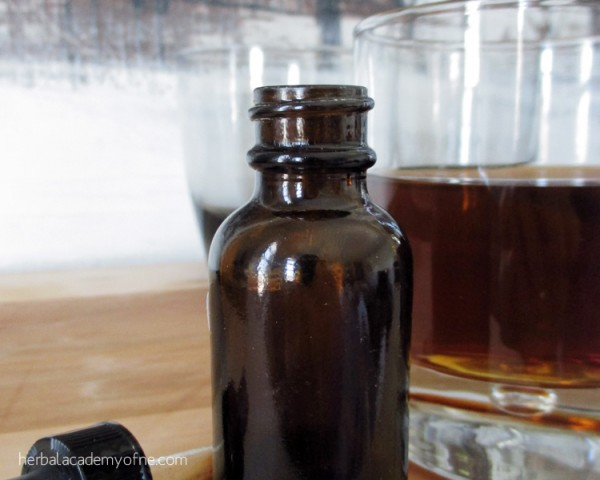 Making Bitters - Recipes at Herbal Academy of New England