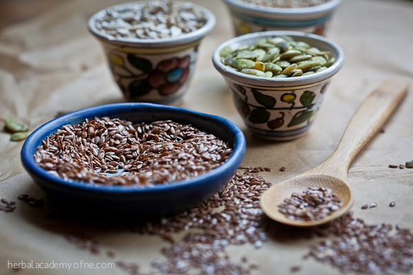 Seed Cycling For Hormonal Balance
