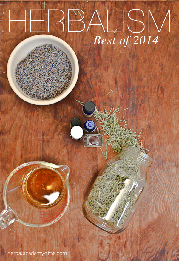 Herbalism - Best of 2014 Articles