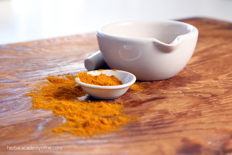 Medicinal Uses for Kitchen Spices - Turmeric