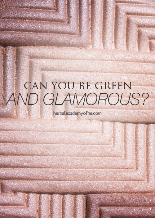 Can you be green and glamorous - pt 2