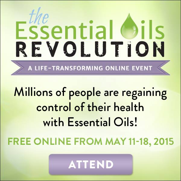 Free Essential Oils Event in May. Register Early for Freebies!