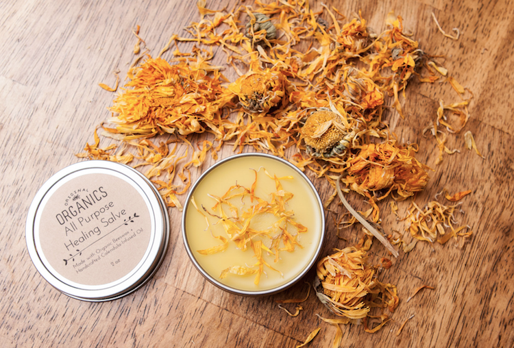 Facial Cream by Original Organics - Herbal Body Care Products To Buy or DIY?