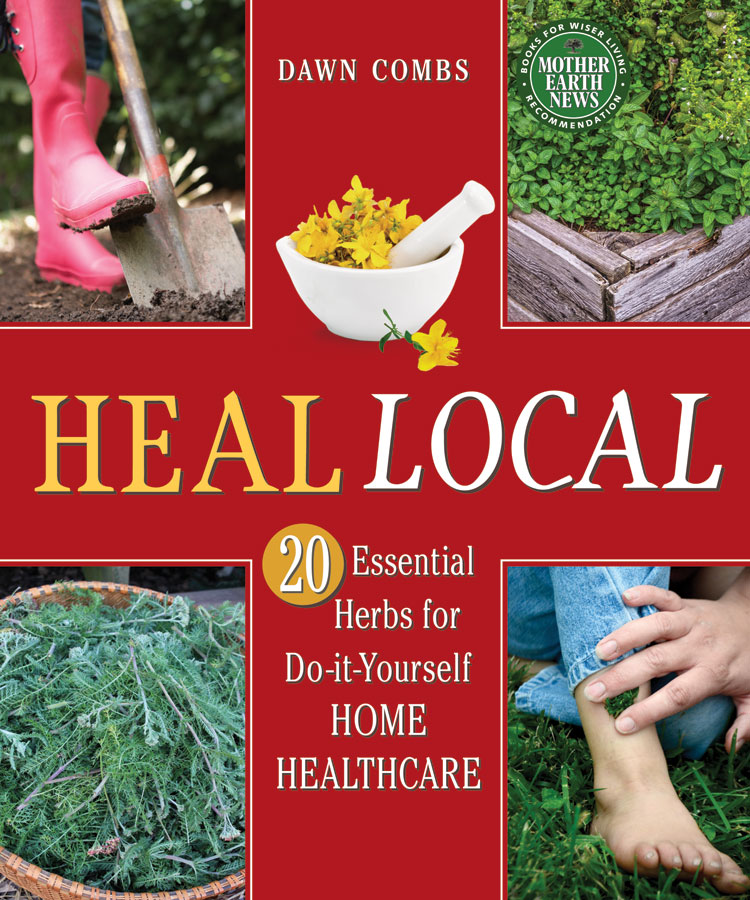 Heal Local Book Review and Giveaway with Dawn Combs