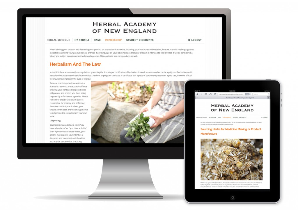 The Advanced Herbal Course - Enrollment Opens Fall 2015