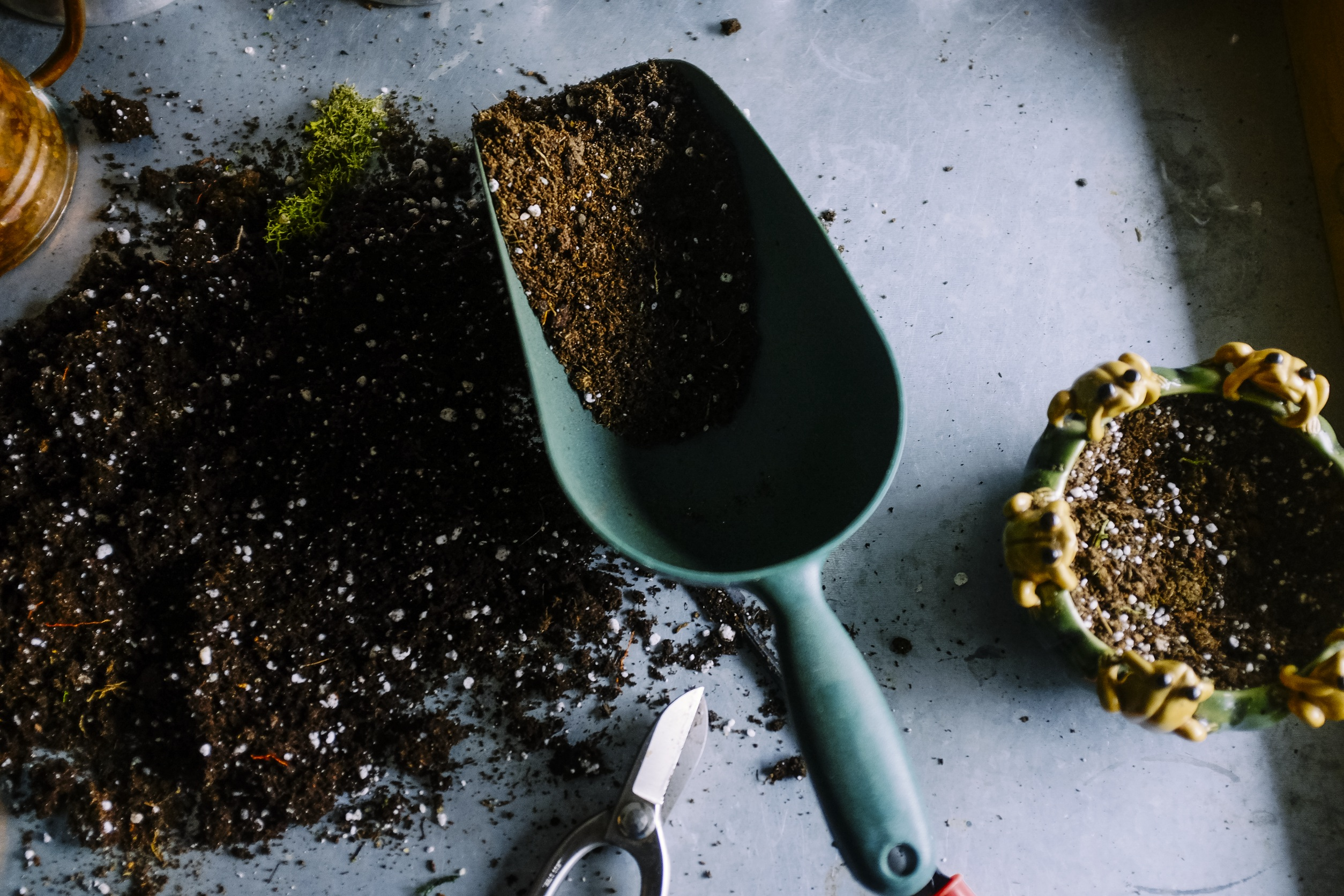How to Craft the Perfect Herb Planter