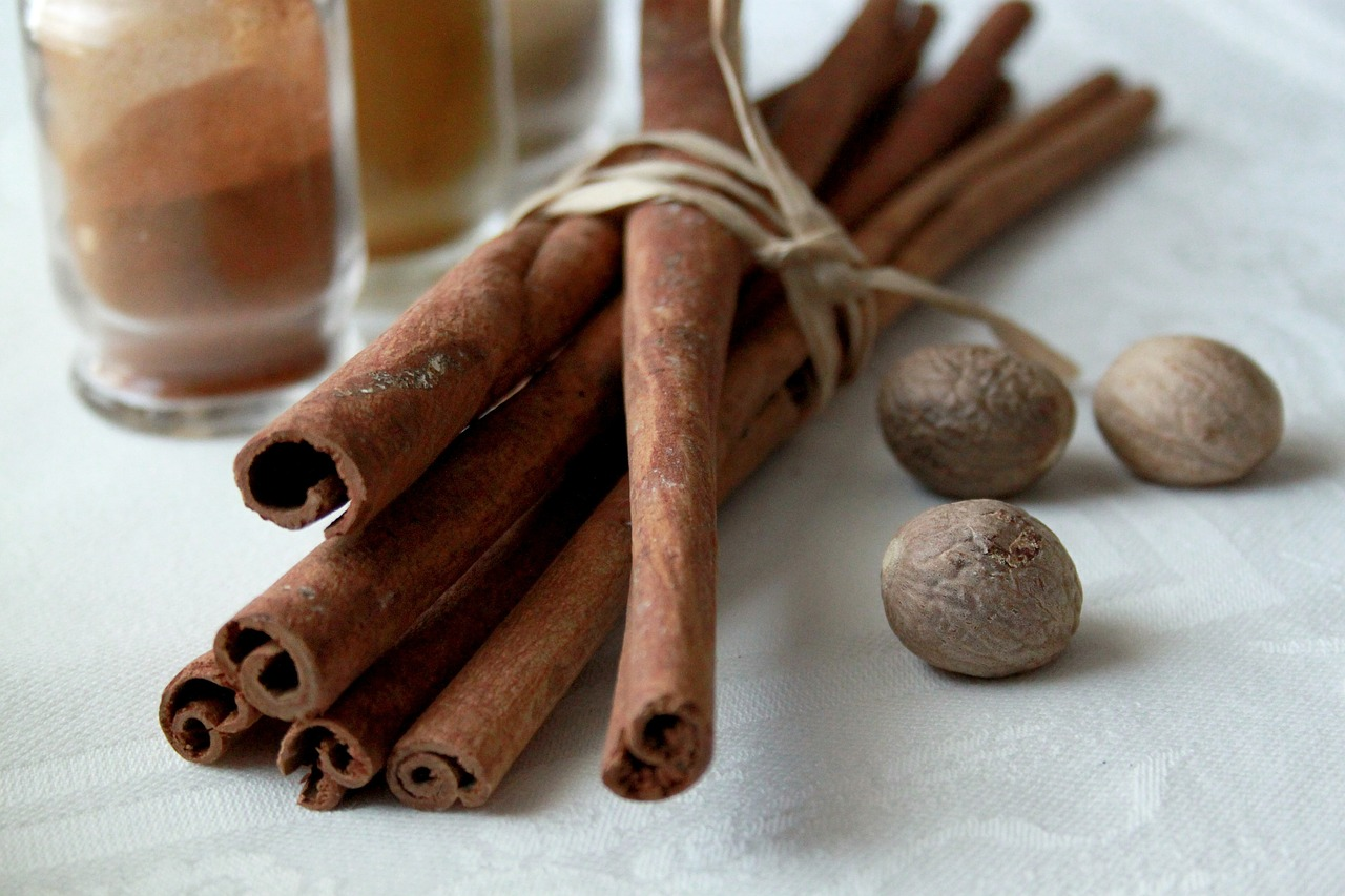 Health Benefits of Popular Autumn Spices – cinnamon