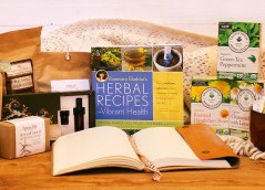 Mywildlife giveaway with the Herbal Academy